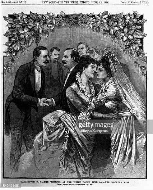 This illustration was published in Leslie's Illustrated Newspaper June 12 1886
