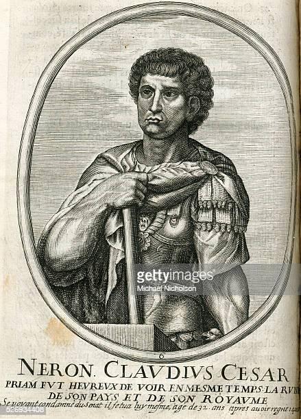 This illustration was published in L'Histoire des Empereurs Romains by Suetonius