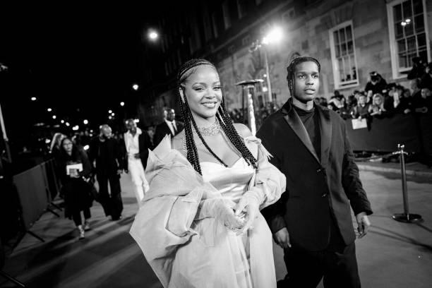 GBR: The Fashion Awards 2019 - Black & White