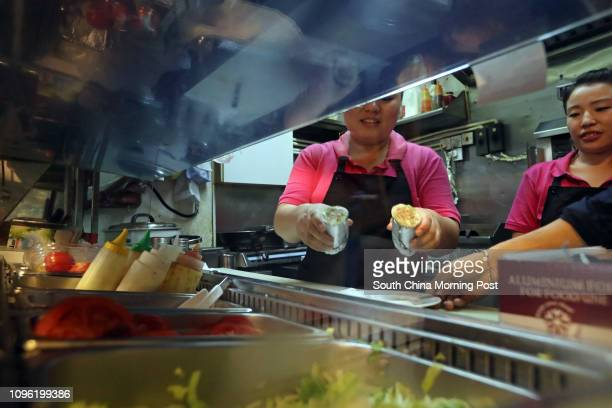 This image shows the lamb kebab of Kebab House on Ashley Road in Tsim Sha Tsui 10MAY16 [2016 FEATURES] SCMP/Bruce YanSCMP/Bruce Yan