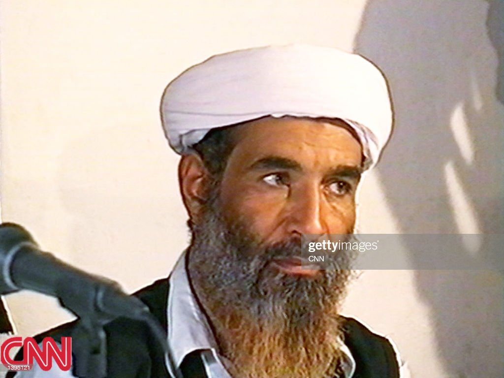 1998 al Qaeda Press Conference  : News Photo