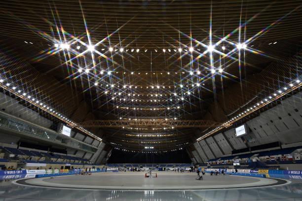 JPN: ISU World Cup Speed Skating - Nagano