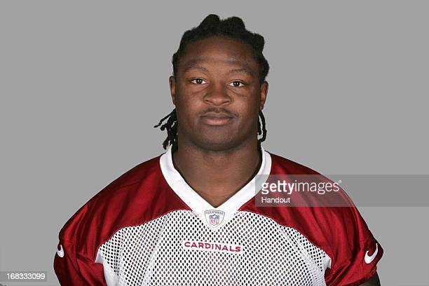 This is a 2012 photo of Antonio Coleman of the Arizona Cardinals NFL football team This image reflects the Arizona Cardinals active roster as of...