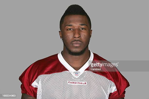 This is a 2012 photo of Brandon Williams of the Arizona Cardinals NFL football team This image reflects the Arizona Cardinals active roster as of...