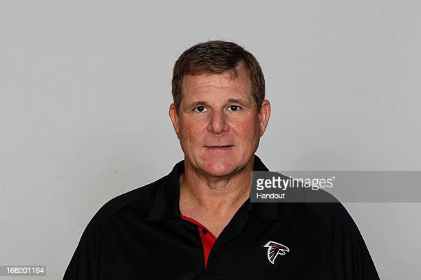 This is a 2012 photo of Chris Scelfo of the Atlanta Falcons NFL football team This image reflects the Atlanta Falcons active roster as of Thursday...
