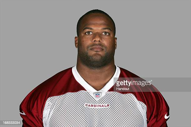 This is a 2012 photo of D'Anthony Batiste of the Arizona Cardinals NFL football team This image reflects the Arizona Cardinals active roster as of...