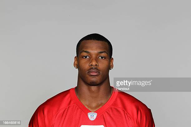 This is a 2012 photo of Dominique Davis of the Atlanta Falcons NFL football team This image reflects the Atlanta Falcons active roster as of...