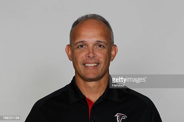 This is a 2012 photo of Glenn Pires of the Atlanta Falcons NFL football team This image reflects the Atlanta Falcons active roster as of Tuesday June...