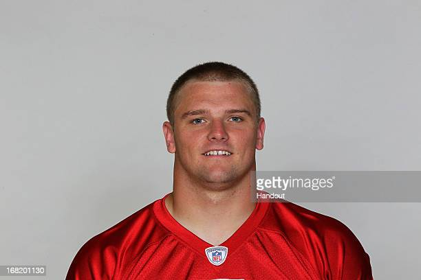 This is a 2012 photo of Lee Meisner of the Atlanta Falcons NFL football team This image reflects the Atlanta Falcons active roster as of Tuesday June...