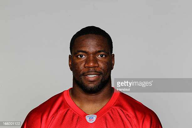 This is a 2012 photo of Louis Nzegwu of the Atlanta Falcons NFL football team This image reflects the Atlanta Falcons active roster as of Tuesday...