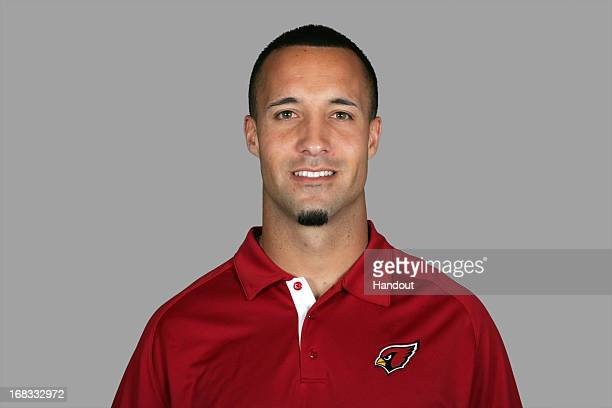This is a 2012 photo of Pete Alosi of the Arizona Cardinals NFL football team This image reflects the Arizona Cardinals active roster as of Thursday...