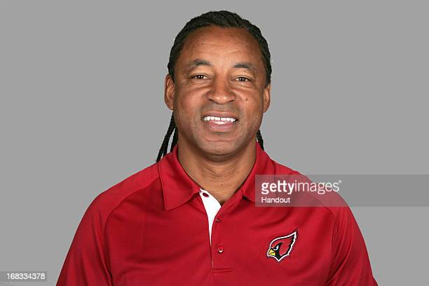 This is a 2012 photo of Ray Horton of the Arizona Cardinals NFL football team This image reflects the Arizona Cardinals active roster as of Thursday...