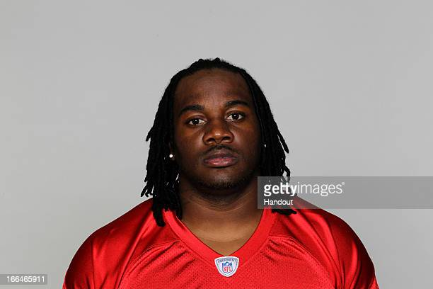 This is a 2012 photo of Robert James of the Atlanta Falcons NFL football team This image reflects the Atlanta Falcons active roster as of Tuesday...