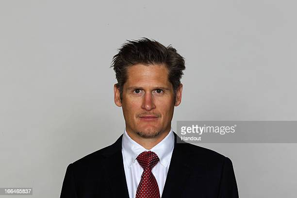 This is a 2012 photo of Thomas Dimitroff of the Atlanta Falcons NFL football team This image reflects the Atlanta Falcons active roster as of...