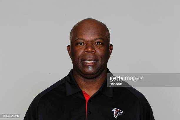 This is a 2012 photo of Tim Lewis of the Atlanta Falcons NFL football team This image reflects the Atlanta Falcons active roster as of Thursday June...