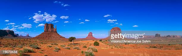 this is a 360 degree panoramic image of monument valley navajo tribal park. - 360 degree view photos et images de collection