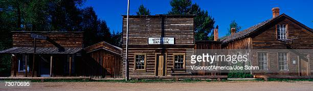 this is a ghost town near virginia city. - protohistory_of_west_virginia stock pictures, royalty-free photos & images
