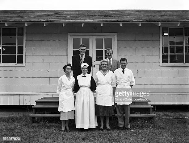 This is a photograph of the CDC Serology of Syphilis class members of 1955 Syphilis is a complex sexually transmitted disease caused by the bacterium...