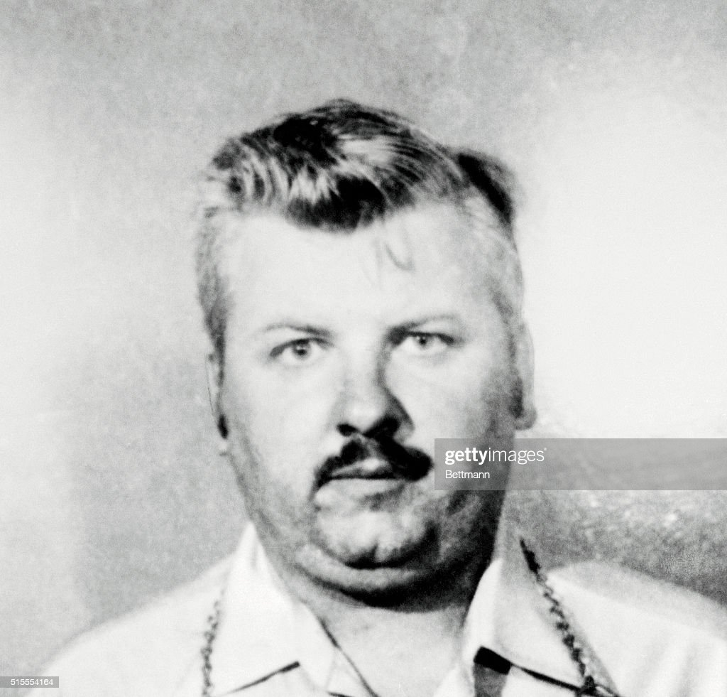 Serial Killer John Wayne Gacy : News Photo