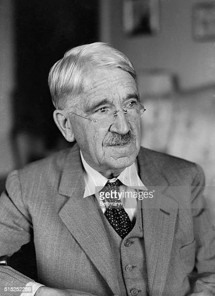 This is a portrait of John Dewey He was an American philosopher psychologist and educator who was born in Burlington Vermont He developed the...