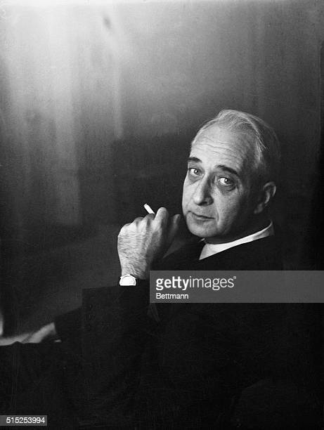 This is a portrait of the American literary critic Lionel Trilling, . He was born in New York City, and is the author of one novel and many critical...