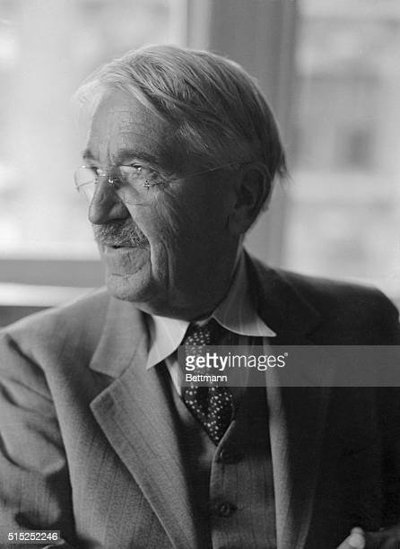 This is a profile of John Dewey an American philosopher psychologist and educator