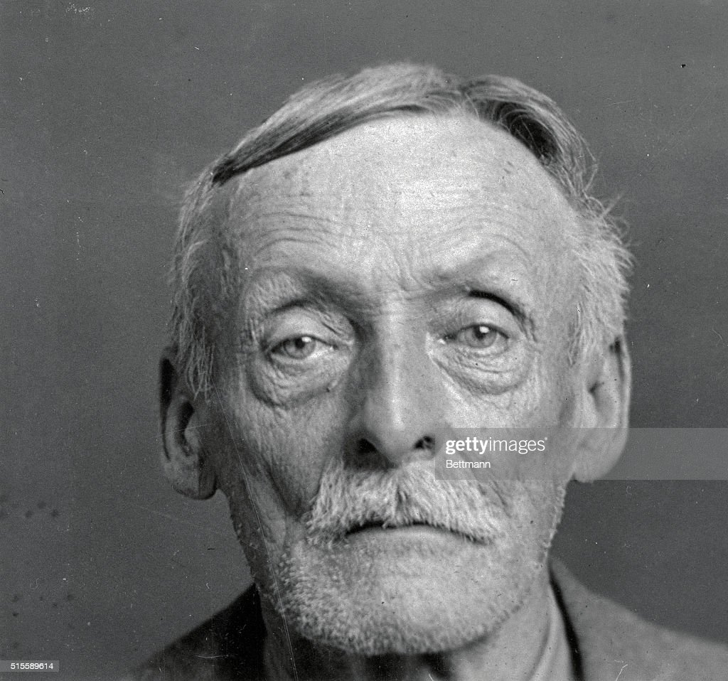 Mug Shot of Albert H. Fish : Nachrichtenfoto