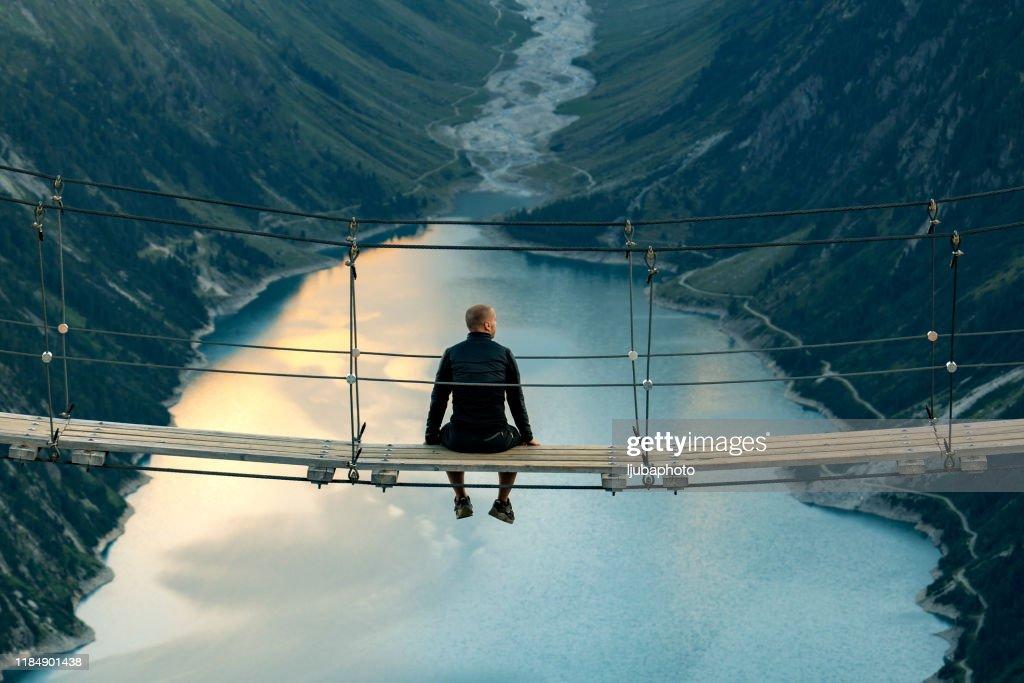 Dies ist eine atemberaubende Lage! : Stock-Foto