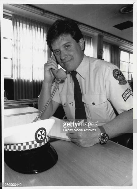 This is ambulance officer Dean Lassau who gave the instructions for the kiss of life over the phone to a Cremorne coupleThe over the phone first aid...