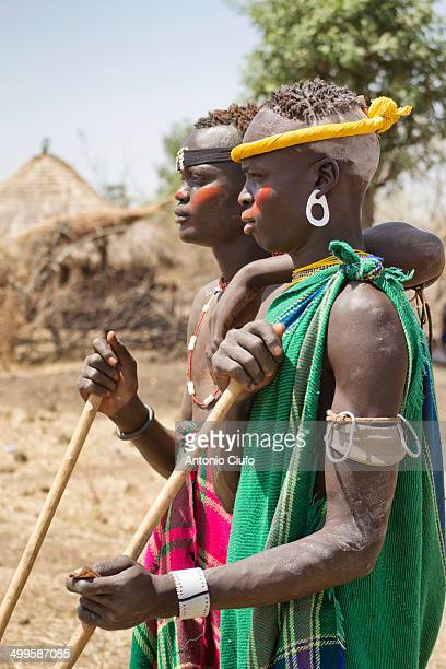 CONTENT] This is an ethnic group of brave and fierce warriors Today their economy is based mainly on cattle breeding The Mursi women are famous for...