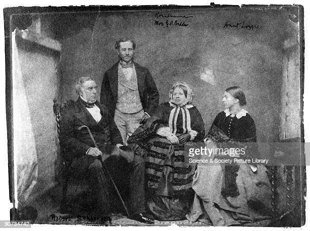 This is believed to be the last known photograph taken of Robert Stephenson Stephenson an English mechanical and structural engineer was the son of...