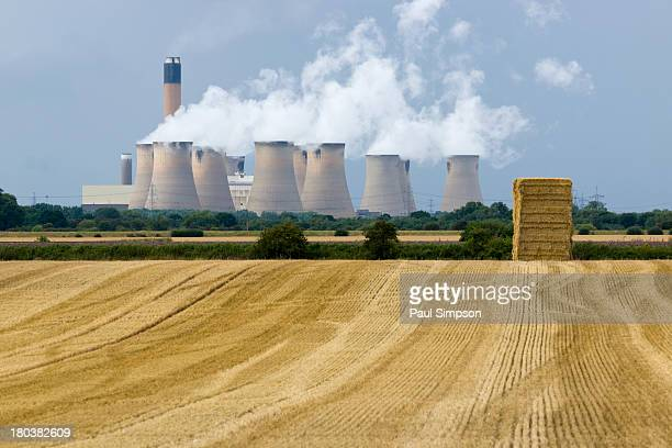 CONTENT] This is Drax Power Station named after the village that it is built next to in North Yorkshire UK This is the largest and most productive of...