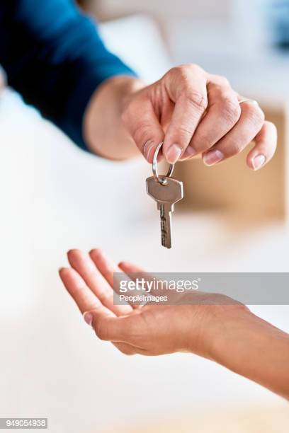 this is for you - house key stock photos and pictures