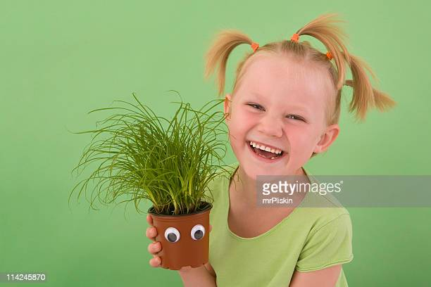 this is funny - green fingers stock pictures, royalty-free photos & images
