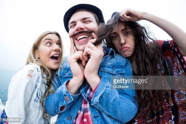 this is how we normally act! - comedian stock pictures, royalty-free photos & images