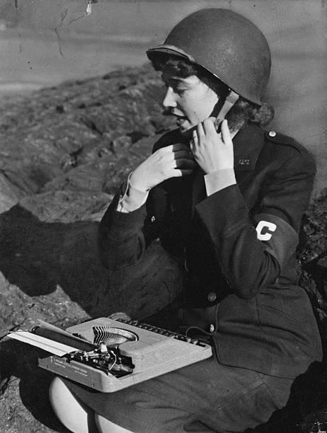 CHN: 3rd September 1920 - Marguerite Higgins Is Born