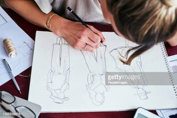 7 073 Fashion Sketch Photos And Premium High Res Pictures Getty Images