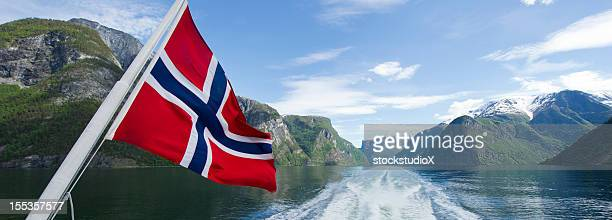 this is norway - norwegian flag stock pictures, royalty-free photos & images