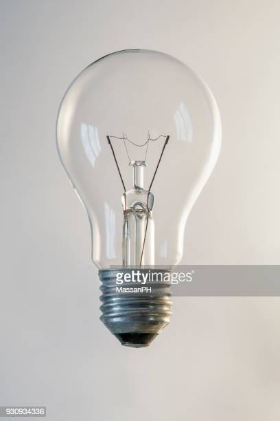this is not a bulb, replace it with an energy-saving one - filament stock photos and pictures