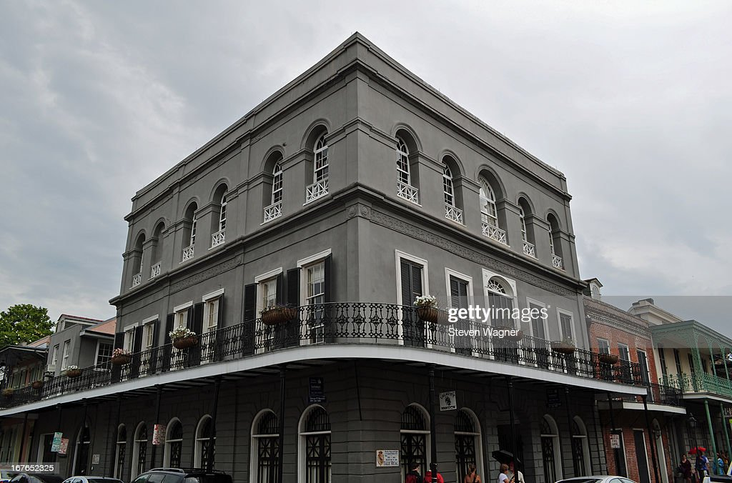 Lalaurie House : News Photo