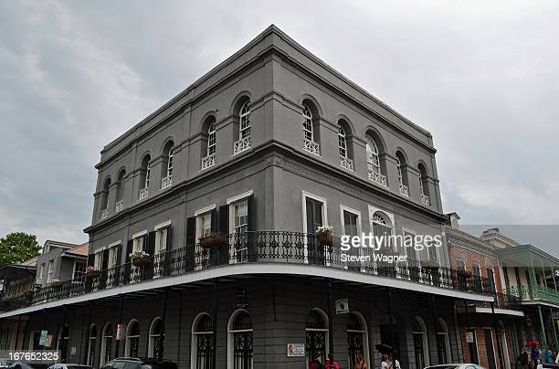 This is one of the most notorious residences in New Orleans. Apparently, some extreme mistreatment of slaves happened in this house. It shocked the...