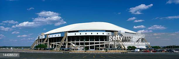 This is Texas Stadium It is the home of the Dallas Cowboys