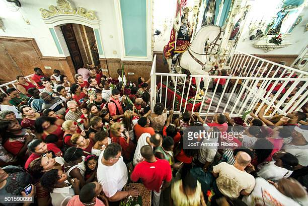 CONTENT] This is the church of St George where thousands of devotees will thank graces and make new requests for blessings The St George's Day is...