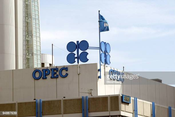 This is the headquarters of OPEC the Organization of Petroleum Exporting Countries in Viennia Austria Monday September 13 2004 Ministers of OPEC...