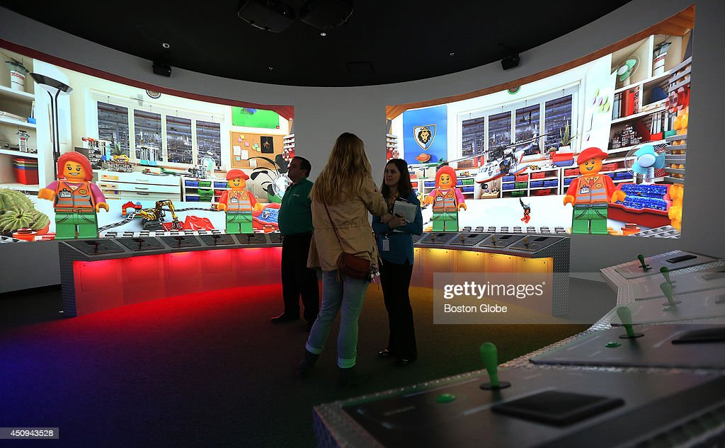 Legoland Opens In Somerville Pictures | Getty Images