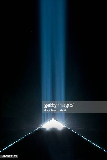CONTENT] This is the light on top of the Luxor in Las Vegas