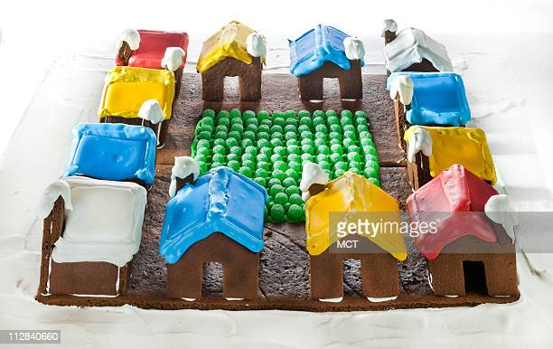 This is the season when professional bakers and newbie cooks the young the old and the inbetween start to tackle gingerbread houses as the one big...