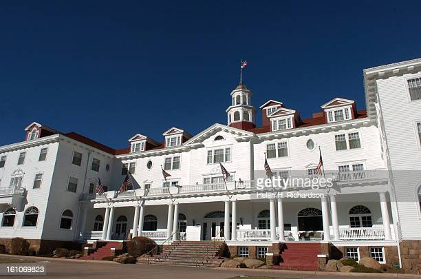 This is the Stanley Hotel <cq> Estes Park planning commission is considering proposals from a couple of developers to develop what is called Stanley...