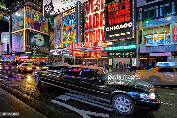 CONTENT] This is Times Square where 7th AVE meets Broadway