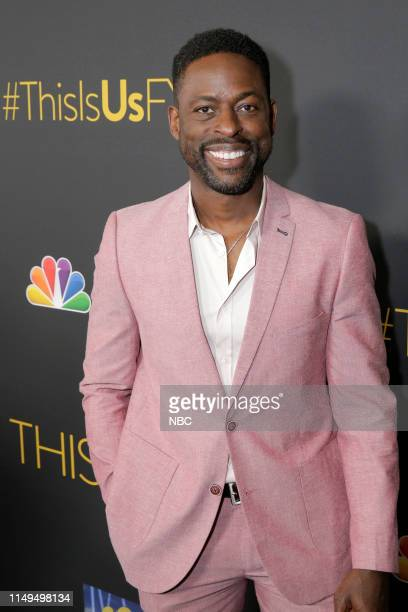 US This is Us FYC Panel at the Ford Theatre Los Angeles CA Pictured Sterling K Brown